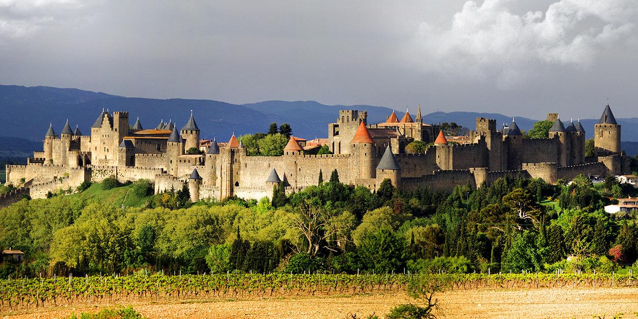 La-Cité-de-Carcassonne